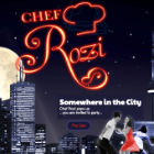 Chef Rozi Website